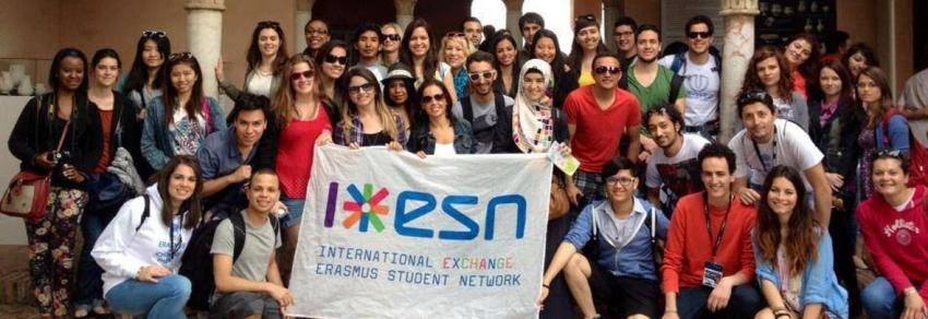 Erasmus welcome day