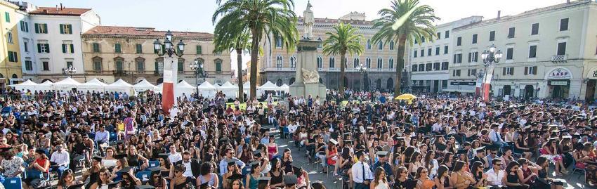 Immagine della manifestazione Laurea in Piazza