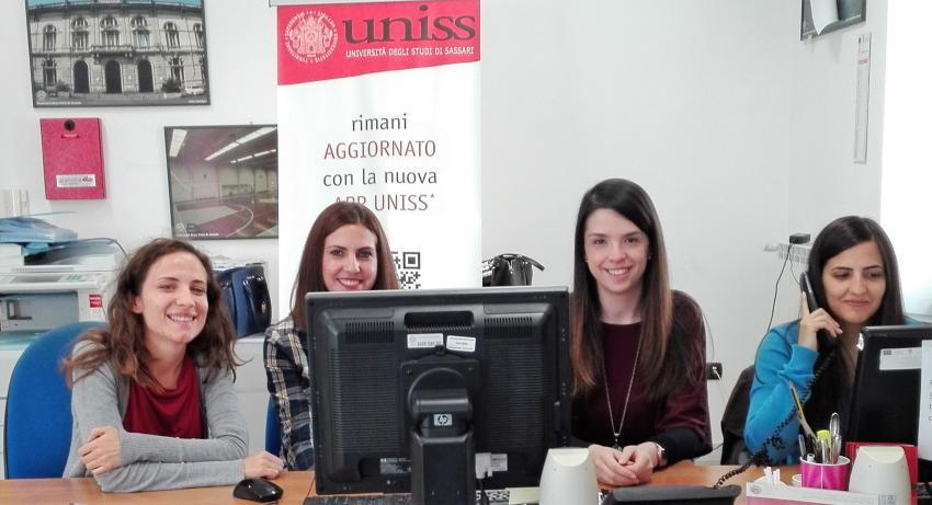 Studenti tutor ufficio orientamento