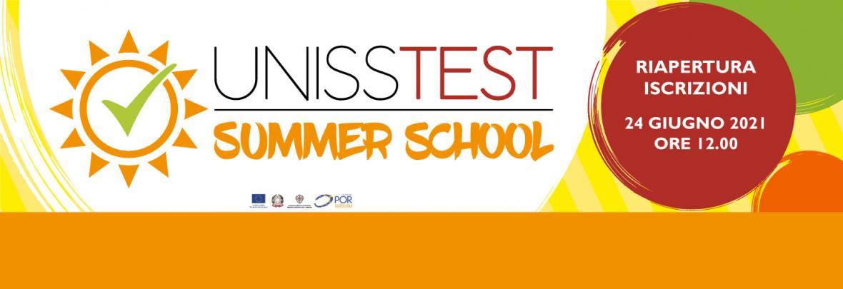 Logo Summer School UnissTest