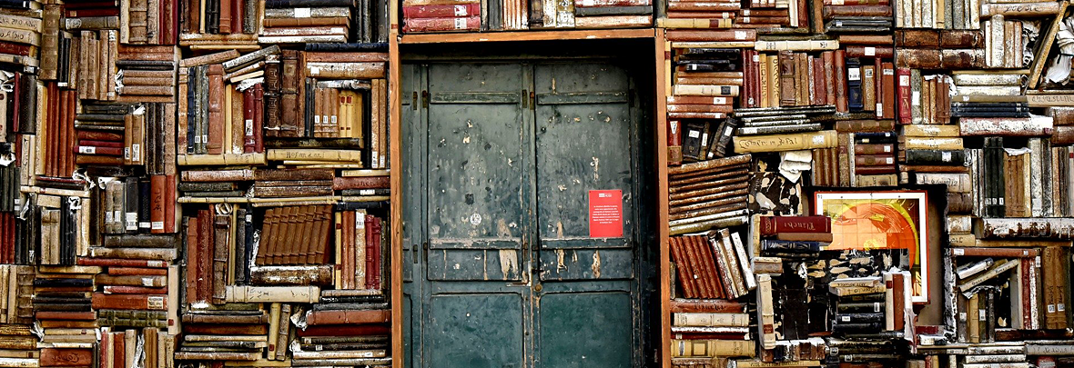 Immagine di libri, foto di  Nino Carè, pixabay.com